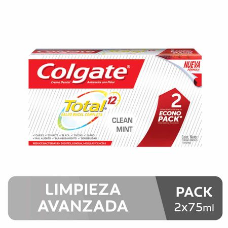 crema-dental-colgate-total-12-clean-mint-paquete-2un-tubo-75ml