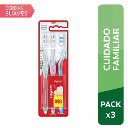 cepillo-dental-colgate-pro-cuidado-paquete-3un