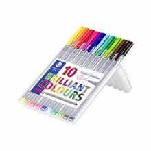 boligrafos-staedtler-triplus-fineliner-colores-brillantes-paquete-10un