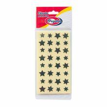 etiquetas-de-estrellas-autoadhesivas-pegafan-dorado-paquete-96un