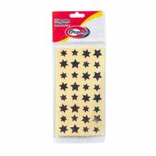 etiquetas-de-estrellas-autoadhesivas-pegafan-plateado-paquete-96un