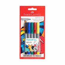 marcador-permanente-faber-castell-multimark-plus-colores-blister-5un