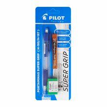 portaminas-pilot-super-grip-h-185-minas-2b-borrador