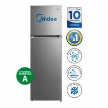 refrigerador-midea-mrtn10a4npaal-top-freezer-no-frost-252l-silver
