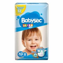 panales-para-bebe-babysec-ultra-sec-talla-xg-paquete-52un