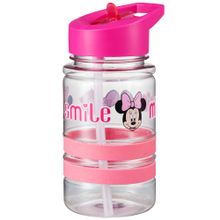 botella-minnie-lineas-rosa-500ml