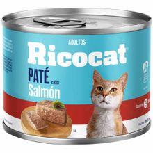 comida-para-gatos-ricocat-pate-sabor-salmon-lata-160g