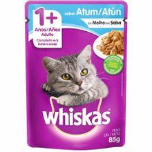 comida-para-gatos-whiskas-adulto-atun-pouch-85g