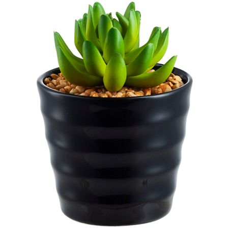 maceta-con-planta-deco-home-negra-texturada-coleccion-etniko