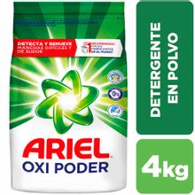Detergente En Polvo Ariel Perlas Limpiadoras B...