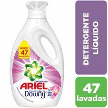 Detergente Líquido Ariel Concentrado Con Downy...