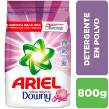 Detergente En Polvo Ariel Con Downy Bolsa 800G