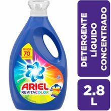 Detergente Líquido Ariel Revitacolor Galonera ...