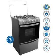 cocina-a-gas-midea-4-quemadores-mcgf24c6agtcg-silver