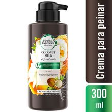 crema-de-peinar-herbal-essences-coconut-milk-frasco-300ml