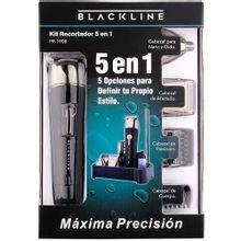 kit-blackline-corta-pelo-5-en-1-pr-1908-negro