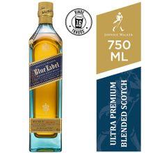 Whisky Johnnie Walker Blue Label Botella 750Ml