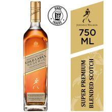 Whisky Johnnie Walker Gold Label Reserve Botel...