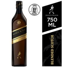 Whisky Johnnie Walker Double Black Botella 750...
