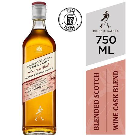 whisky-johnnie-walker-wine-cask-blend-botella-750ml