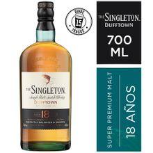 Whisky The Singleton 18 Años Botella 700Ml
