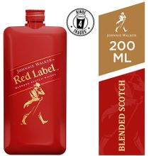 Whisky Johnnie Walker Pocket Red Label Botella...
