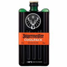 Licor Jagermeister Coolpack Botella 350Ml