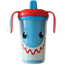 vaso-de-entrenamiento-animal-natural-vineyards-shark-con-doble-pared