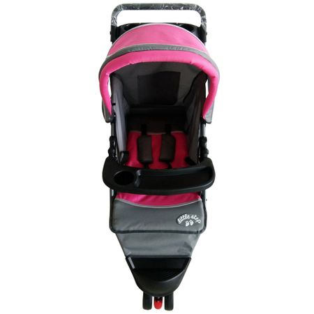 coche-para-bebe-little-step-buggy-rosa