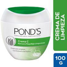 crema-de-limpieza-facial-ponds-extracto-de-pepino-pote-100g
