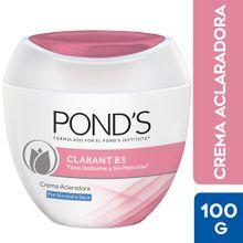 crema-facial-ponds-clarant-b3-spf15-pote-100g