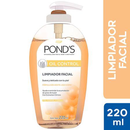 limpiador-facial-ponds-oil-control-220ml