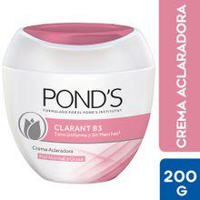 crema-facial-ponds-clarant-b3-pote-200g