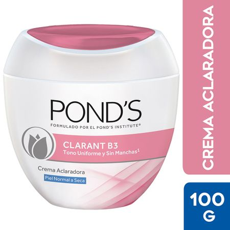 crema-facial-pond-s-clarant-b3-piel-seca-pote-100g