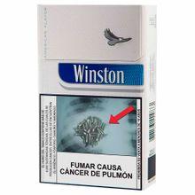 Cigarros Winston Light Caja 20Un