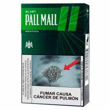 Cigarros Pall Mall Green Caja 20Un