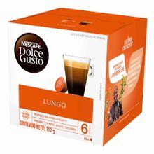 Café Nescafé Dolce Gusto Lungo Caja 16Un