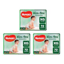 panales-para-bebe-huggies-active-sec-talla-xg-paquete-72un-pack-3un
