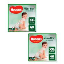 panales-para-bebe-huggies-active-sec-talla-xg-paquete-48un-pack-2un