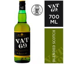 Whisky Vat 69 Clásico Botella 700Ml
