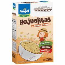 Cereal Ángel Natura Hojuelitas Caja 250G
