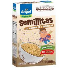 Cereal Ángel Natura Semillitas Caja 300G