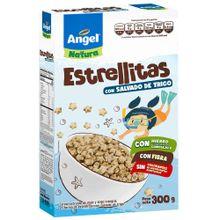 Cereal Ángel Natura Estrellitas Caja 300G