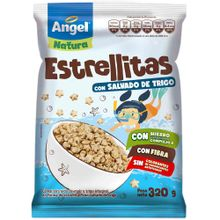 Cereal Ángel Natura Estrellitas Bolsa 320G