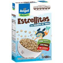 Cereal Ángel Natura Estrellitas Caja 180G