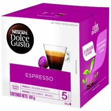 Café Nescafé Dolce Gusto Espresso Caja 16Un