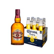 pack-chivas-regal-whisky-12-años-botella-750ml-cerveza-corona-extra-6-pack-botella-355ml