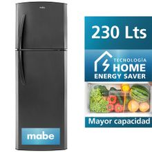 refrigeradora-mabe-230l-no-frost-rma230fvpg-grafito