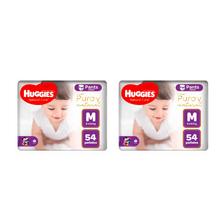 pack-huggies-panales-para-bebe-natural-care-ajuste-perfecto-nino-talla-m-2-paquetes-54un