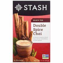 Té Negro Stash Tea Chai Spice Caja 20Un